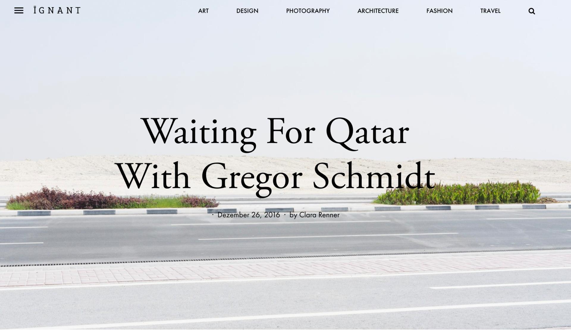 Gregor Schmidt News