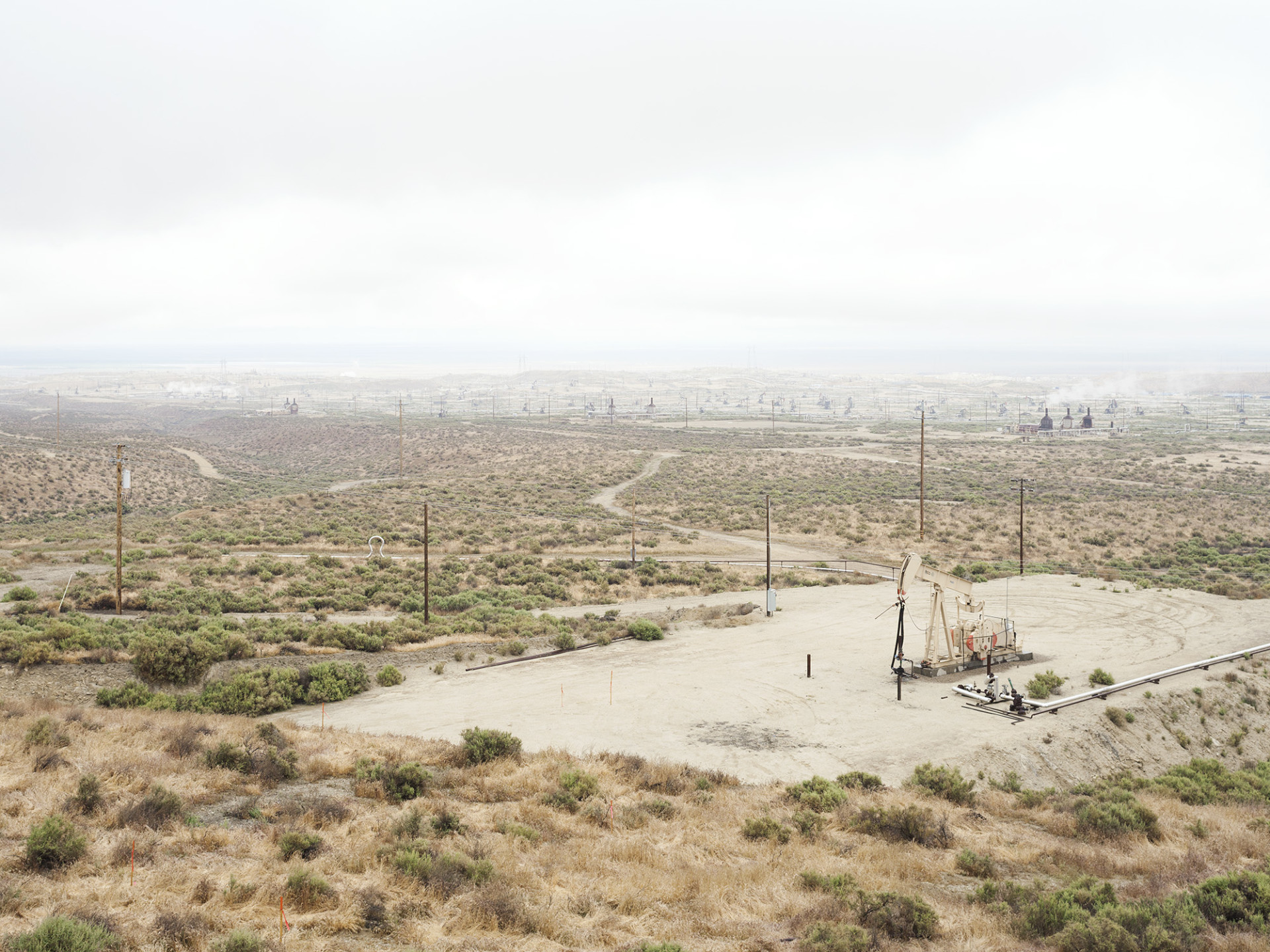 Gregor Schmidt American Landscape, 2017